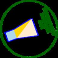 Voice-over logo
