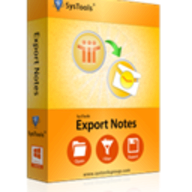 SysTools Export Notes logo