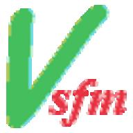 VisualSfM logo