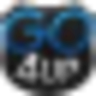 GO4UP logo
