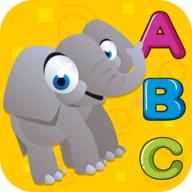 Animal Alphabet Tracing Games logo