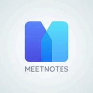 MeetNotes Slack Bot logo