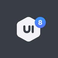 Fludish Sketch UI Kit logo