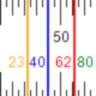 Bluegrams Screen Ruler logo