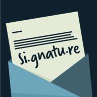 SI.GNATU.RE logo