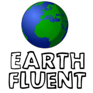 EarthFluent logo