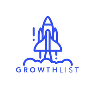 GrowthList logo