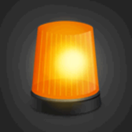 Warning Lights logo