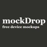 mockDrop logo