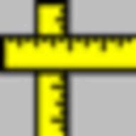 JR Screen Ruler logo