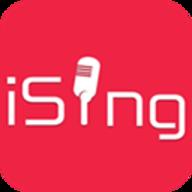 iSing logo