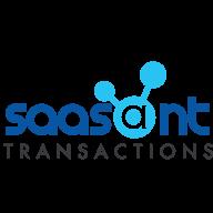 Saasant Transactions (Desktop) logo