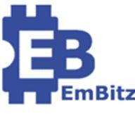 Embitz logo