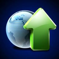 MegaUpper logo