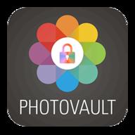 WidsMob PhotoVault logo