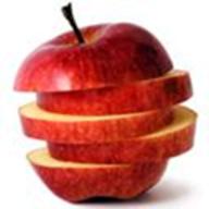 Apple Sliced logo
