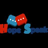 Hope Speak logo