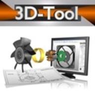 3D-Tool Free Viewer logo
