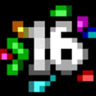 Sixteen Colors Draw logo