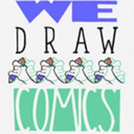 We Draw Comics logo