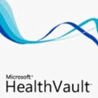 Microsoft HealthVault logo