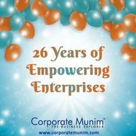Corporate Munim logo