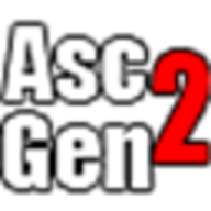 Ascii Generator 2 logo