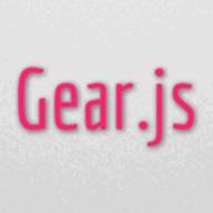 Gear.js logo