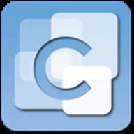 Invantive Composition for Word logo
