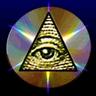 CDDA paranoia logo