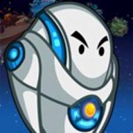 Sci-Fi Heroes logo