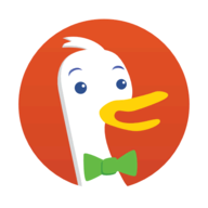DuckDuckGo Privacy App & Extension logo