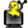 Pouchin TV Mod logo