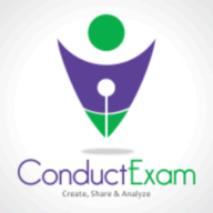 Conduct Exam logo