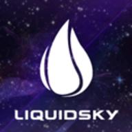 LiquidSky logo