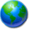 Living Earth Desktop logo