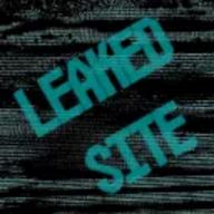 LEAKED.SITE logo