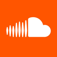 Podcasting on SoundCloud logo