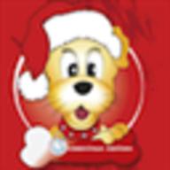 WeColor Christmas logo