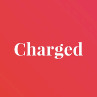Charged newsletter logo