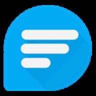 Textto logo