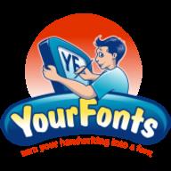 YourFonts.com logo