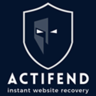 Actifend logo