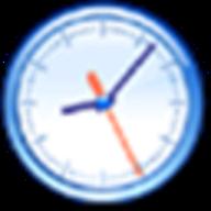Atomic Clock Time Synchronizer logo