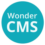 WonderCMS logo