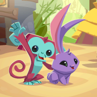 Animal Jam Play Wild logo