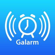 Galarm logo