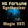 H. G. Fortune VST Synthesizers logo