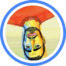 Alfred Emoji Pack logo