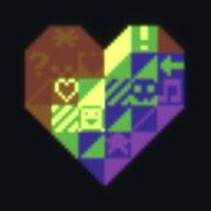 Playscii logo